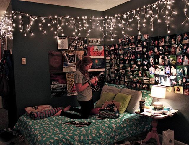 quarto com luzes 2