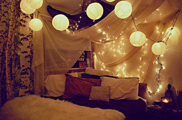 quarto com luzes 4