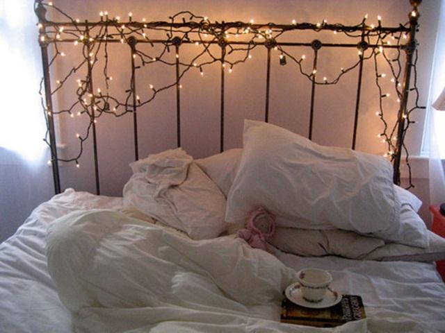 quarto com luzes 6
