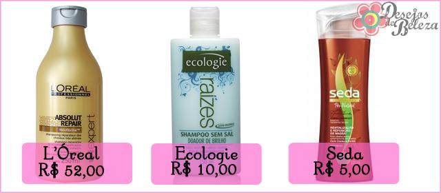 top 3 shampoos hidratantes