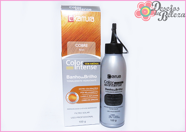 CKAMURA Color Intense Cobre