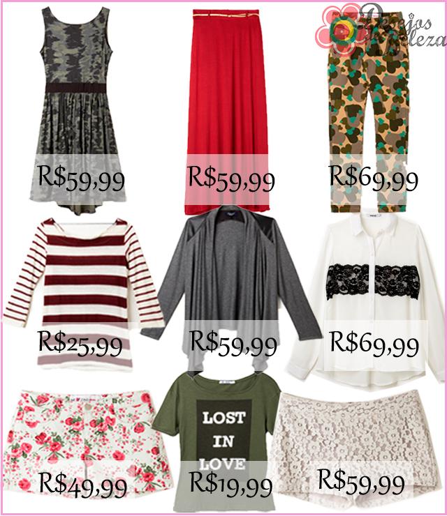 lojas marisa coleção outono inverno