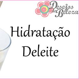 hidratação deleite - destaque