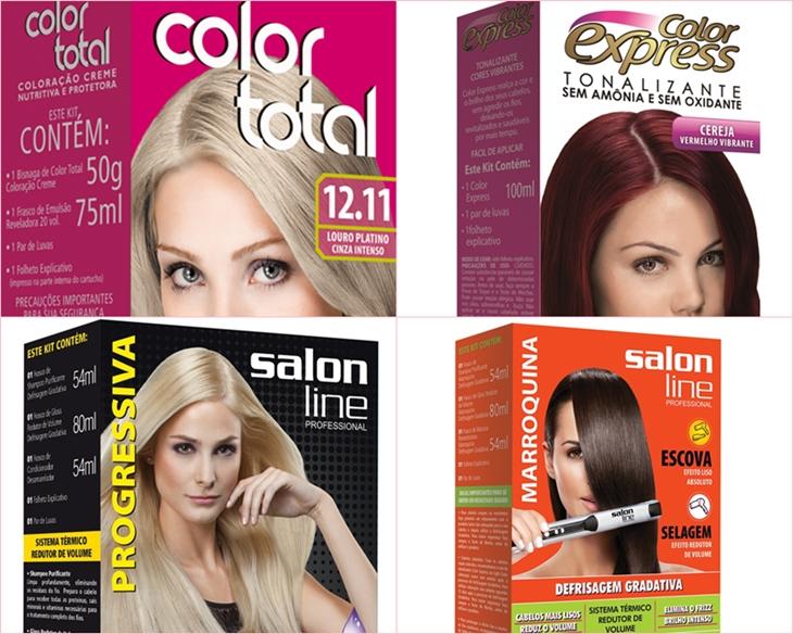 beauty fair 2013 - salon line