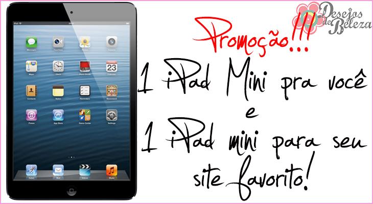 promoção ipad mini grumft