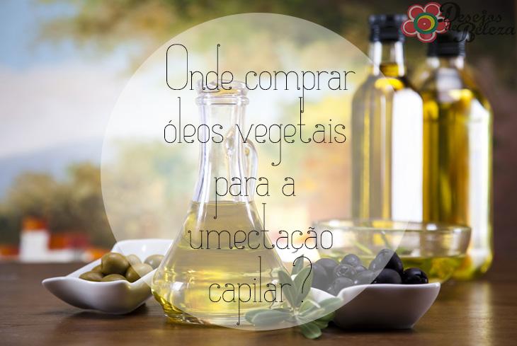 desejos de beleza - óleos vegetais - onde comprar