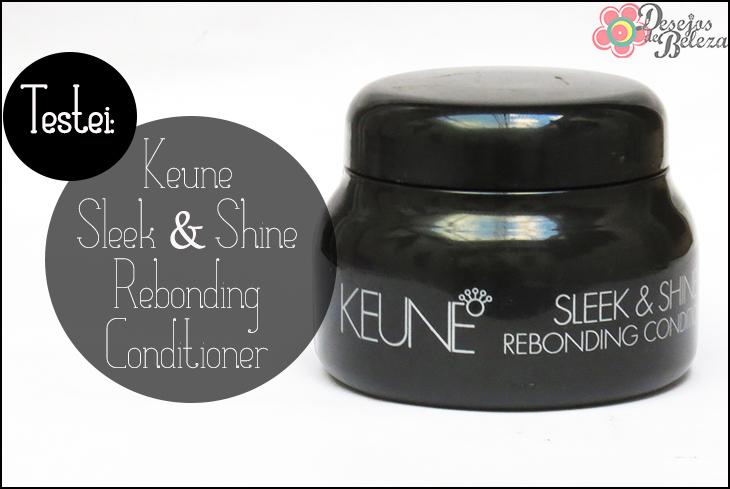 keune sleek and shine
