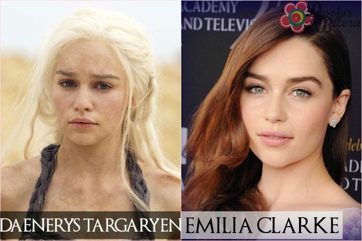 daenerys targaryen-emilia clarke - desejos de beleza