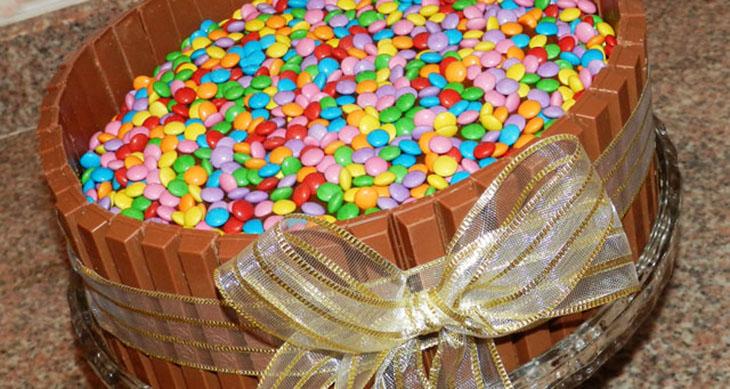 receitas de páscoa - bolo kit kat gostei e agora - desejos de beleza