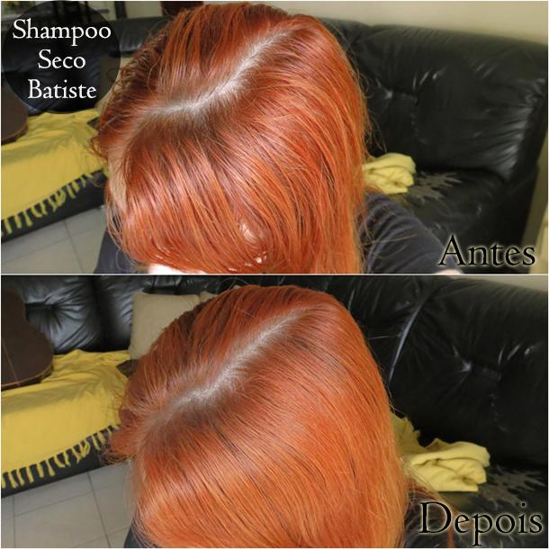 shampoo seco batiste - antes e depois 2 - desejos de beleza