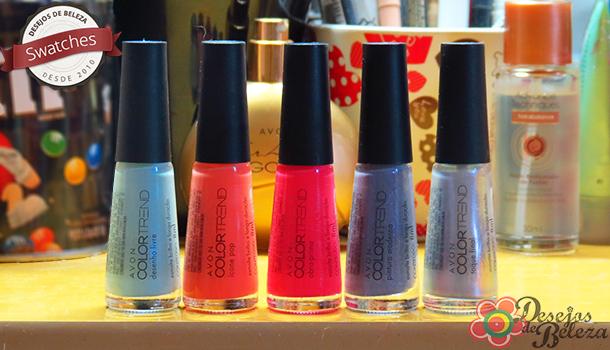 color trend pop art avon - esmaltes - desejos de beleza
