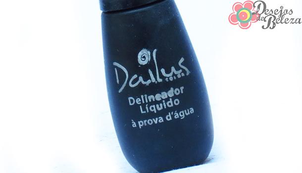 delineador líquido dailus - detalhes - desejos de beleza