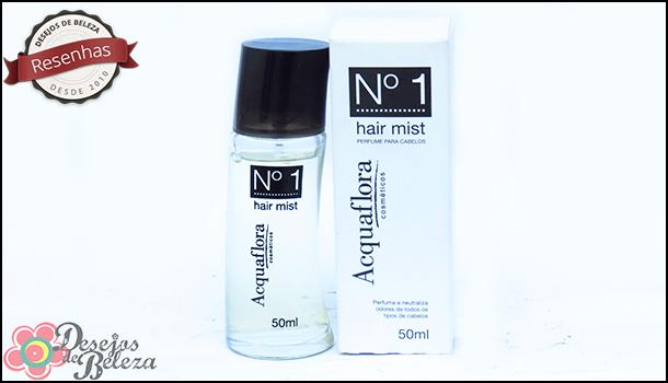 perfume para cabelos acquaflora - capa - desejos de beleza