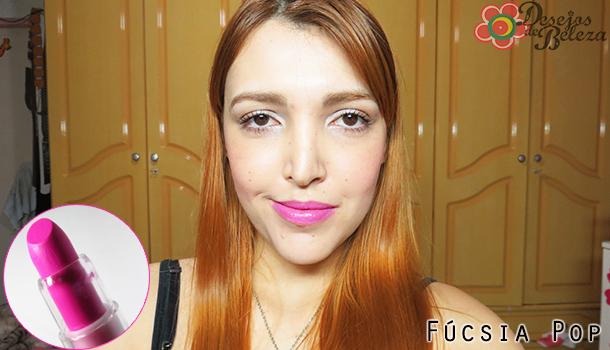 color trend pop art avon - batom fucsia pop - desejos de beleza