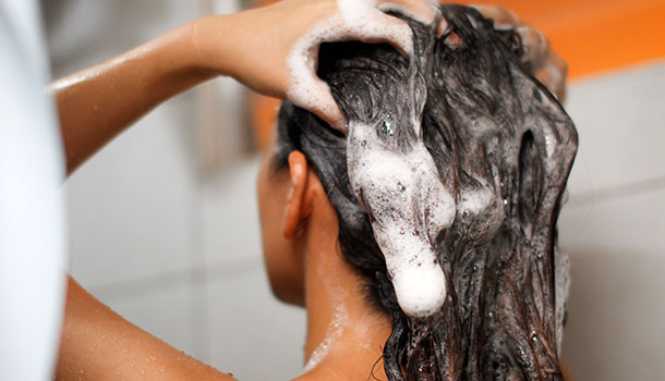 lavar os cabelos como no salão - 2 - desejos de beleza