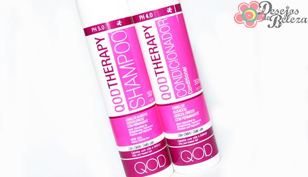 qod therapy shampoo e condicionador - detalhes 2 - desejos de beleza