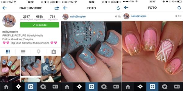 unhas decoradas - nails2inspire - desejos de beleza