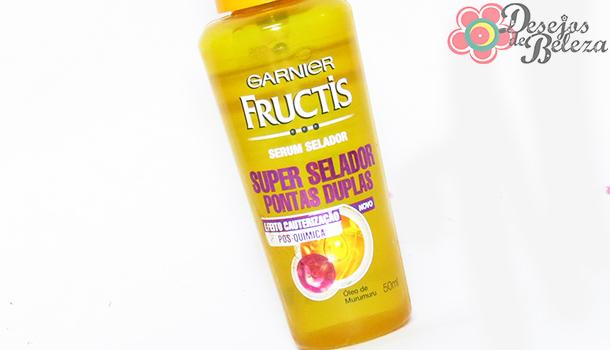 super selador de pontas duplas garnier fructis - detalhes 2 - desejos de beleza