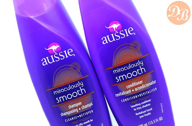 ed6d253434 Testei  Aussie Miraculously Smooth - Shampoo e Condicionador ...